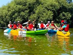 Team Building Kayaking