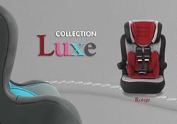 Nania autostoelen Luxe