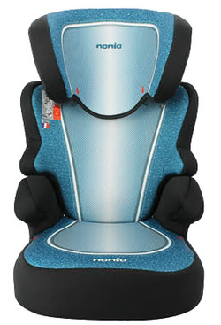 Nania Autostoel Groep 2-3 Blauw