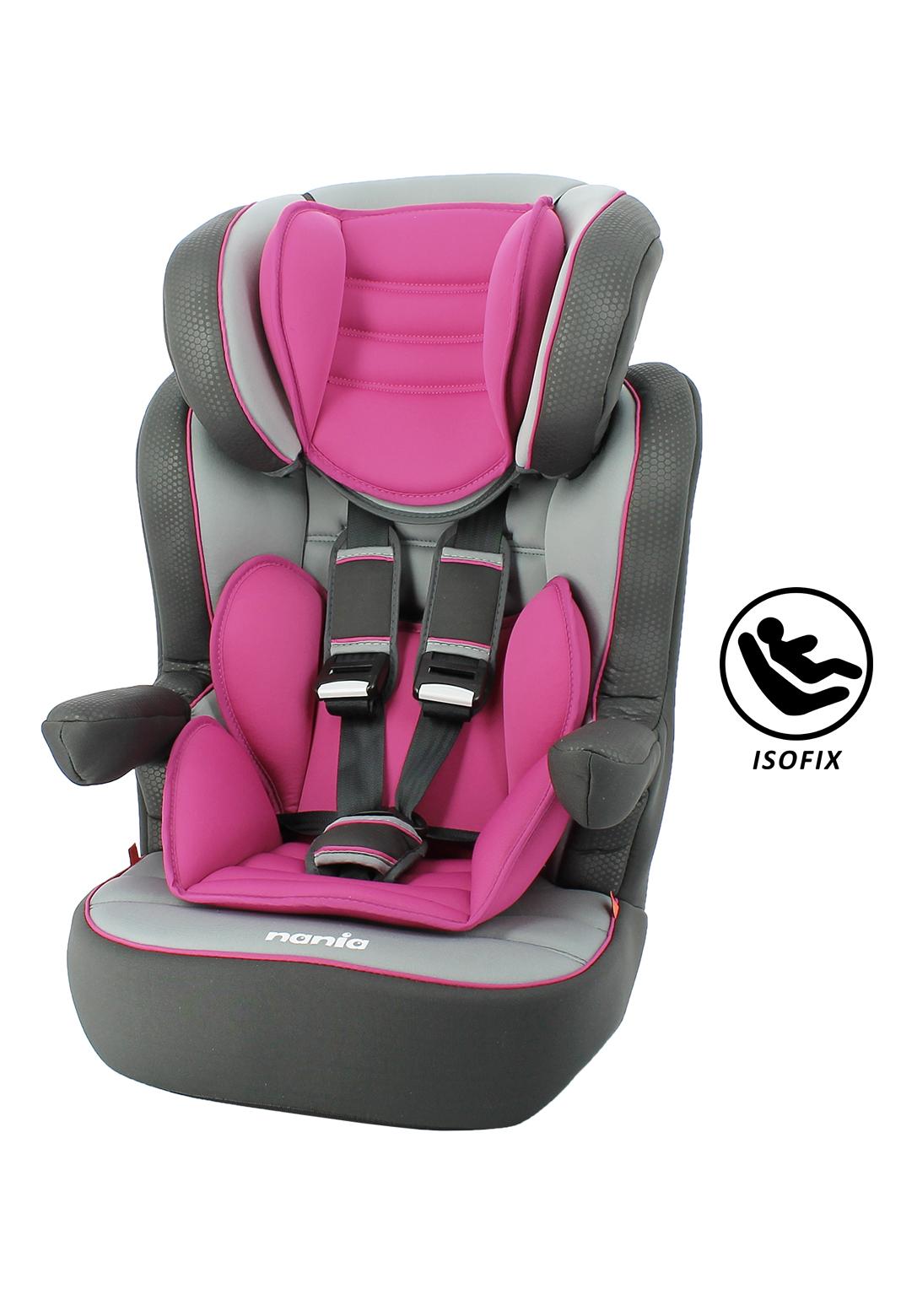 Isofix Autostoeltje Nania IMax Roze