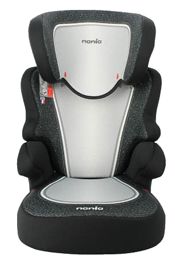 Nania Autostoel Groep 2-3 Grijs