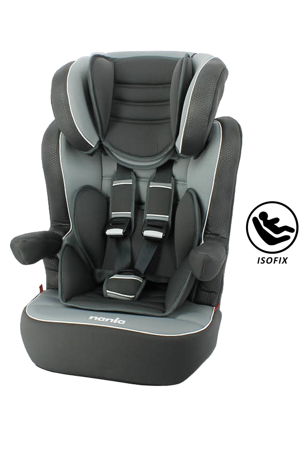 Kinderstoel Auto 6 Jaar.Nania I Max Sp Isofix Autostoel Van 1 Tot 12 Jaar