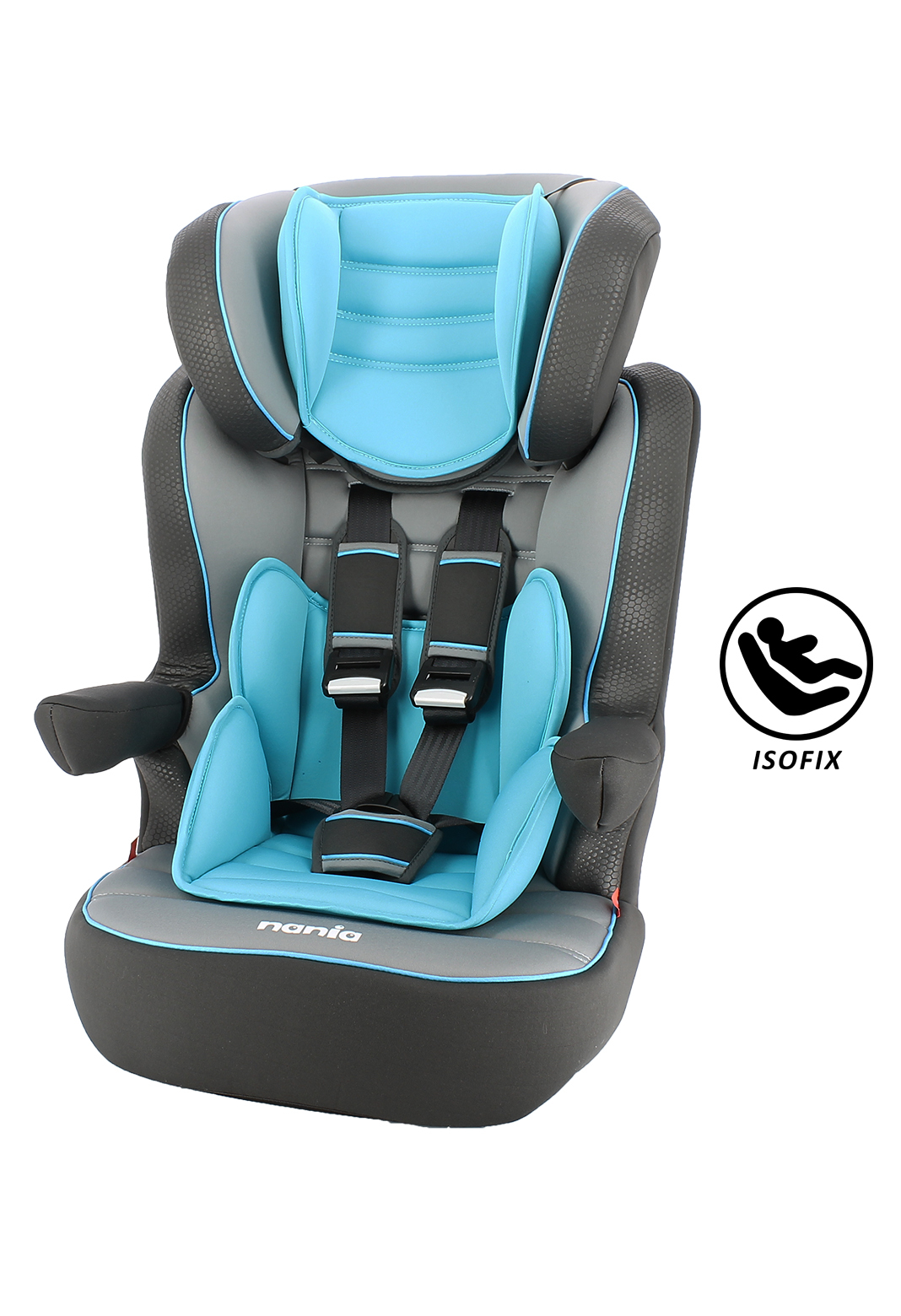 Isofix Autostoeltje Nania IMax Blauw