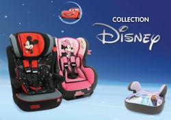 Disney autostoeltjes