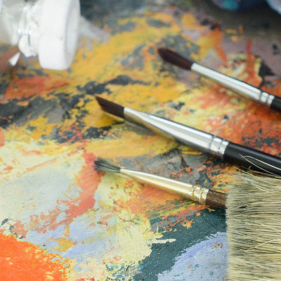 Eröffnungsfeier Atelier Farbenfroh