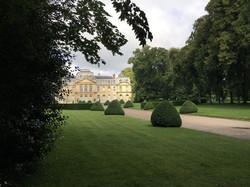 Le château d'Epinay Champlâtreux