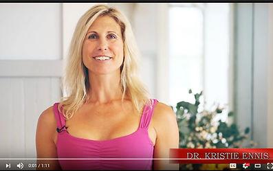Dr. Kritie Ennis Body Vitality Videos