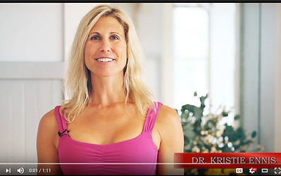 Dr. Kritie Ennis Body Vitality Videos