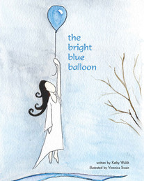 The Bright Blue Balloon