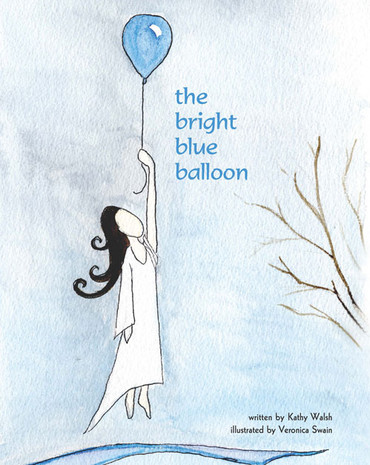 The Bright Blue Balloon