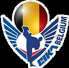 logo Cika belgium karate