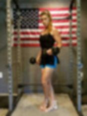 Kimberly Styn Lloyd, pro fitness trainer, fitness model, holistic nutritionist, success coach, Wellness for Life