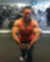 Andrew Lloyd, pro fitnes trainer & competitive bodybuilder