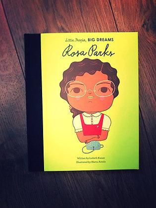 (Big) Little Leaders, Big Dreams: Rosa Parks
