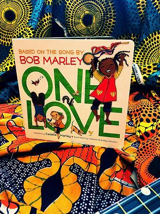 One Love by Cedella Marley, Vanessa Brantley Newton (Illustrator)