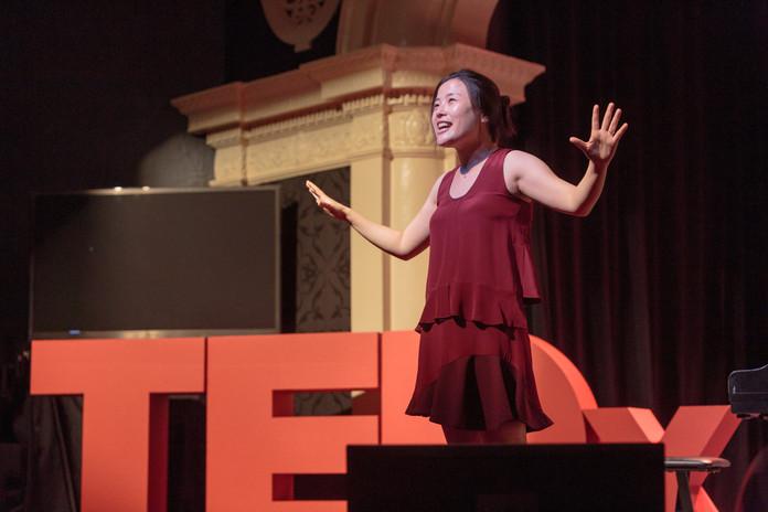 Eunbi Kim TEDx