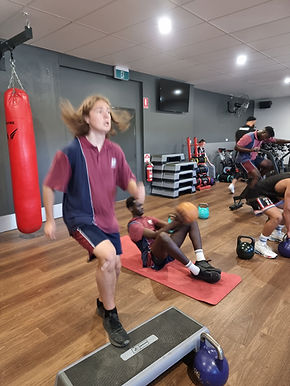 A workout for Year 11