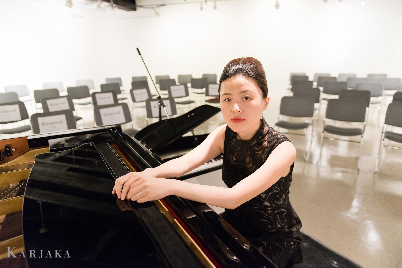 Eunbi Kim re: last night