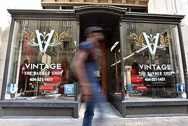 Vintage the Barbershop Atlanta