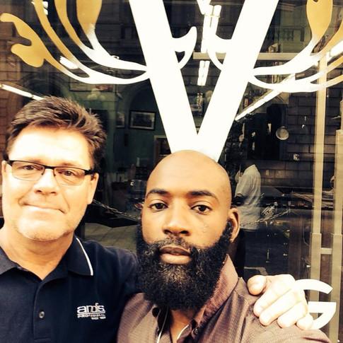 Vintage the Barbershop