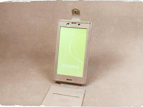 Andoroi case Mobile Xperia galaxy leather