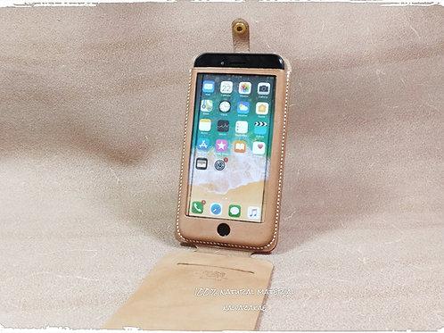 iPhone plus 6 case ケース レザー 革