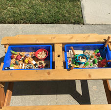 Outdoor Sensory & Water Tables
