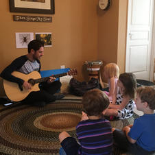 Music with Mr. Justin