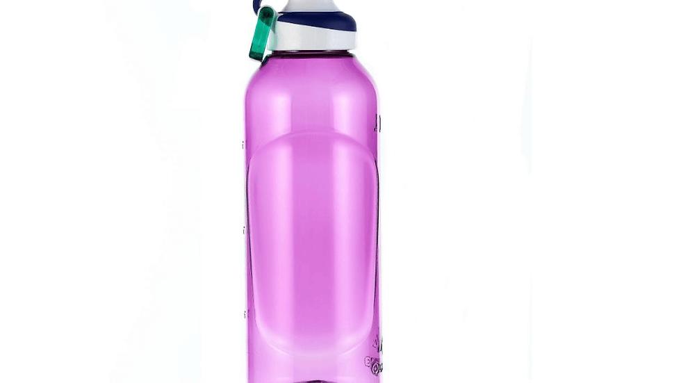 Пластично шише за планинарење Quechua 500 0.8L