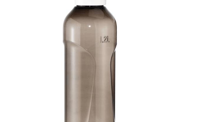 Пластично шише за планинарење Quechua 500 1.2L