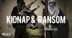 Terrorist organization extremists funds itself through criminal activities, kidnapping Westerners for ransom payments, smuggling, drug trafficking and bank robberies