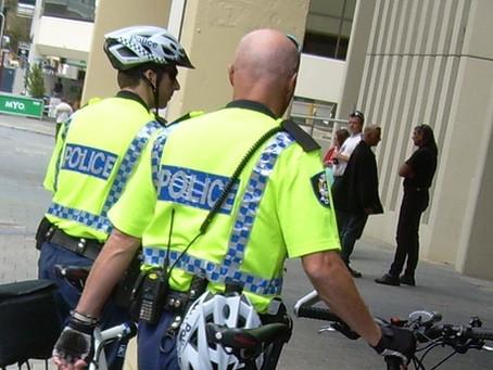 Police Ethics Sliding?