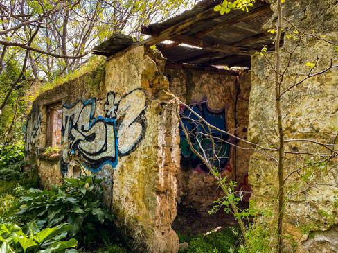 02 - Frederick Postan's Cottage, Hope Va