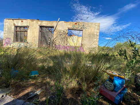 19 - Maddington Ruins