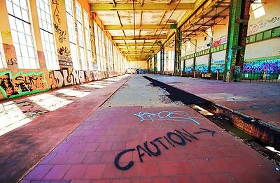 South Fremantle Power Station - Adrian B