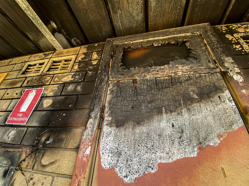 04 - Akeringa Karawara Fire Damaged Apartments
