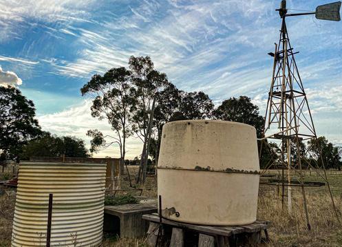 01 - Oakley Abandoned Farm House