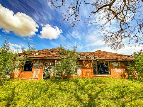 14 - Frederick Postan's Cottage, Hope Va