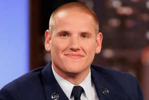 Spencer Stone Senior Airman Medical Technician United States Air Force staff sergeant from Sacramento California French nationality actor writer hero