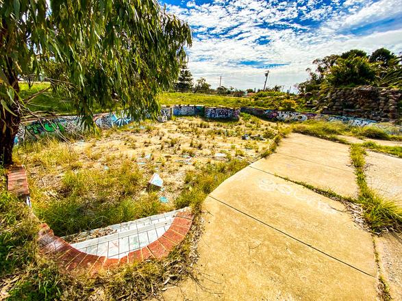 10 - Abandoned Mandurah Castle Fun Park