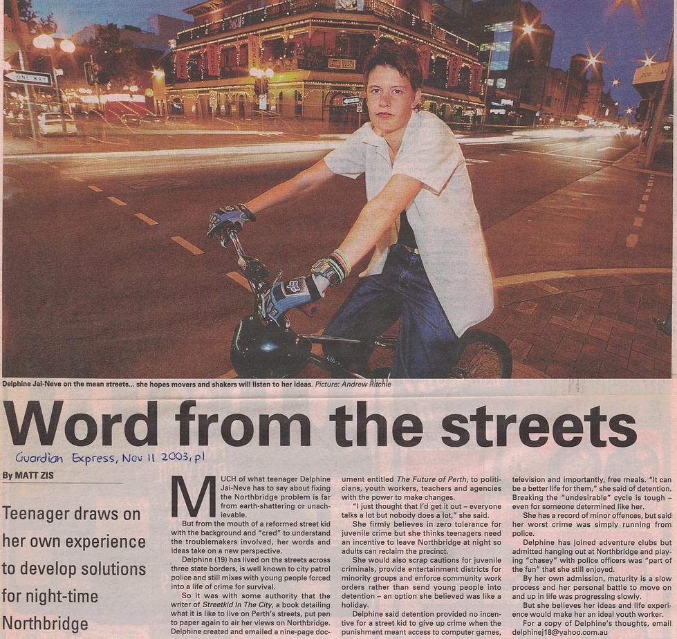 15 - Guardian Express - 11 November 2003