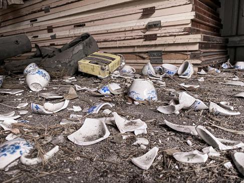 11 - Cockburn Abandoned Sheds