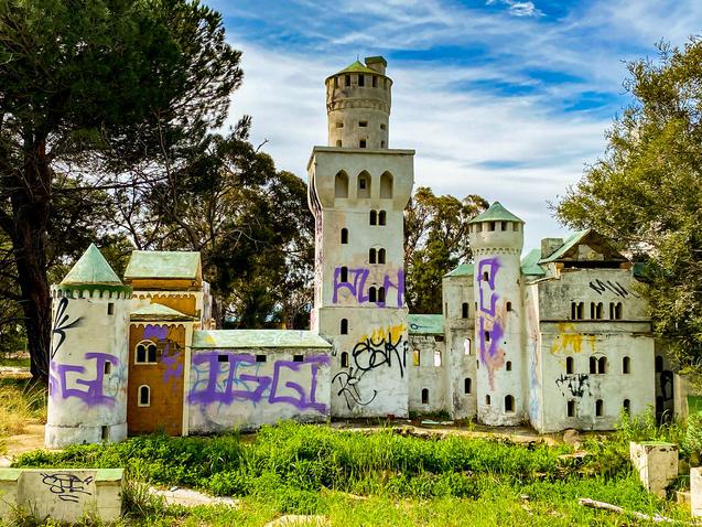 08 - Abandoned Mandurah Castle Fun Park