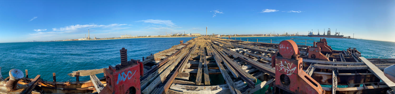 10 - Kwinana Bulk Jetty