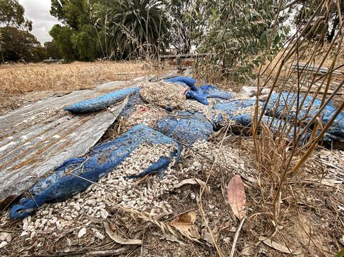 14 - Cockburn Abandoned Sheds