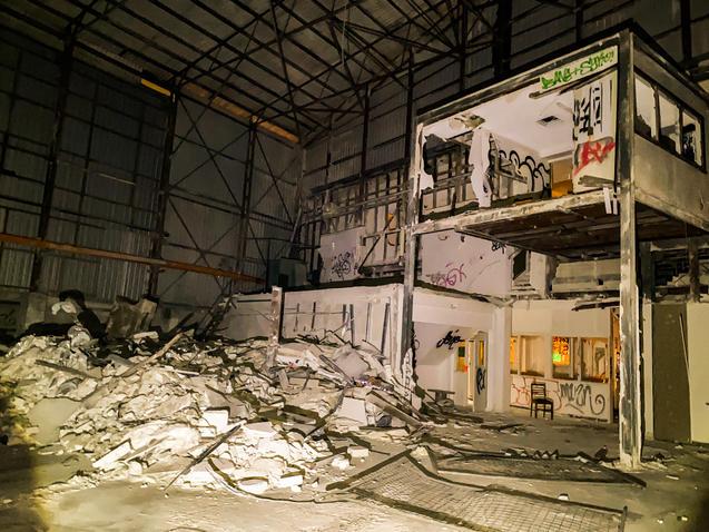 08 - Bayswater Warehouse (Third Visit)