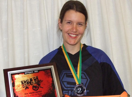 Blast From the Past: Delphine Jamet BMX Interview with Hard Tail Nation