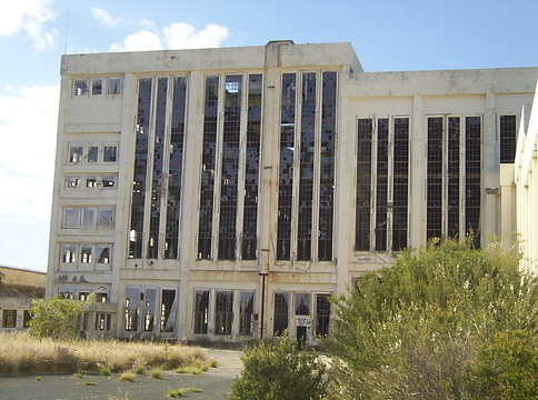 South Fremantle Power Station by Purple