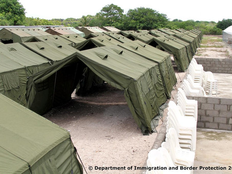 Police Called to Major Disturbance on Nauru