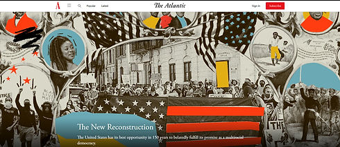 The Atlantic New Reconstruction United S